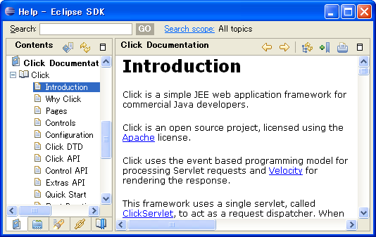 Integrated Click Documentation
